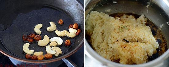 Sakkarai pongal recipe (Sweet pongal recipe) - Raks Kitchen