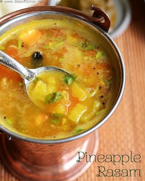 pineapple-rasam+recipe