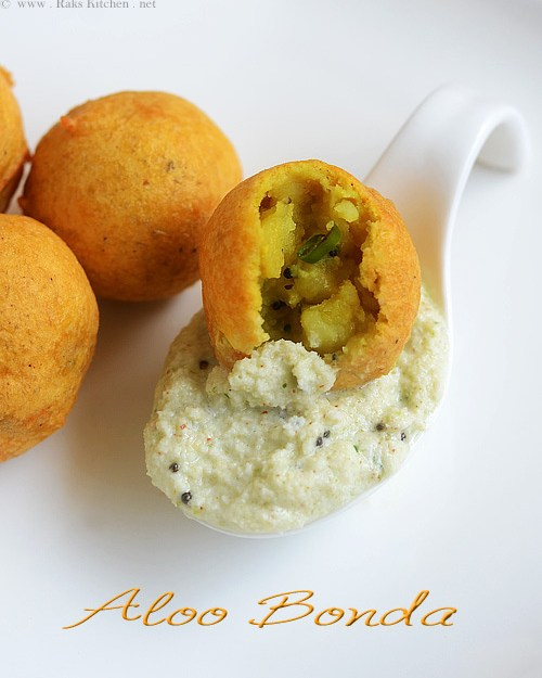 Aloo bonda recipe / urulaikizhangu-bonda