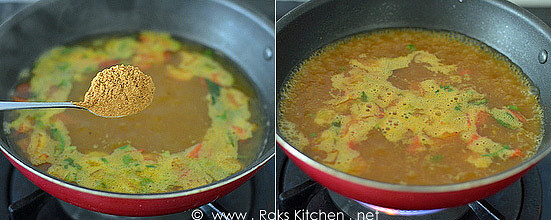 how to make rasam step 2