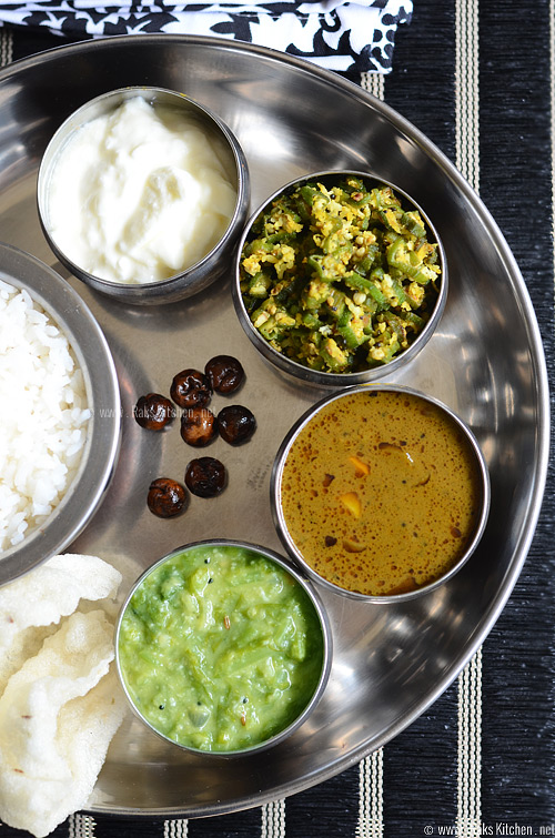 south-indian-lunch-ideas