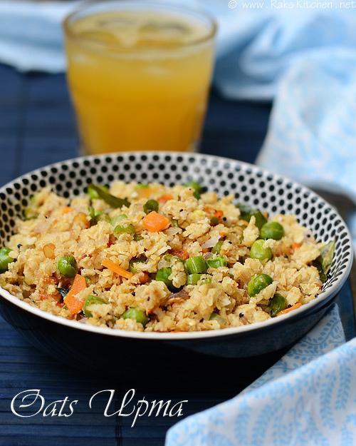 oats-upma-recipe