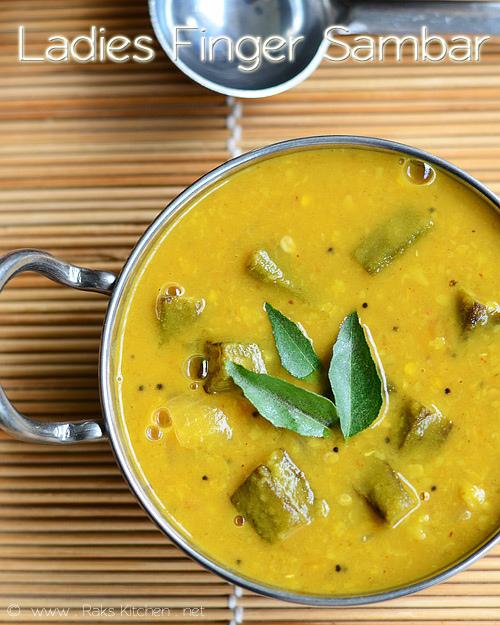 ladies-finger-sambar-recipe