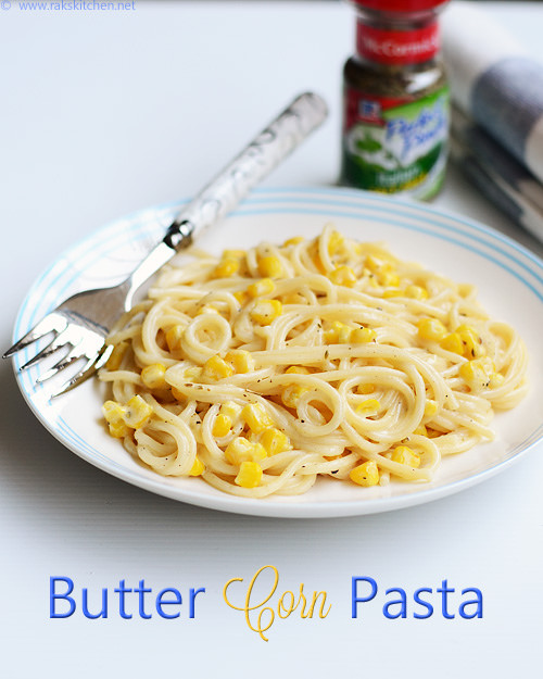 butter-corn-pasta-recipe