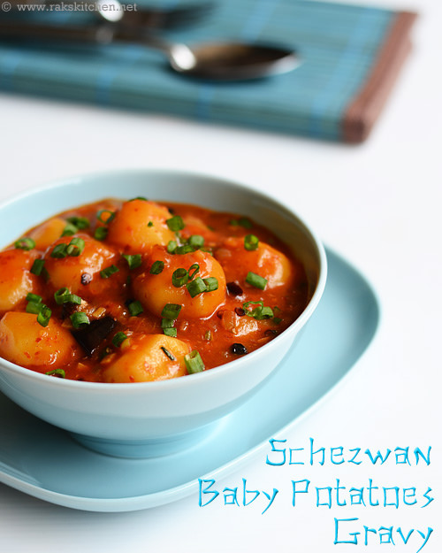 schezwan-baby-potatoes