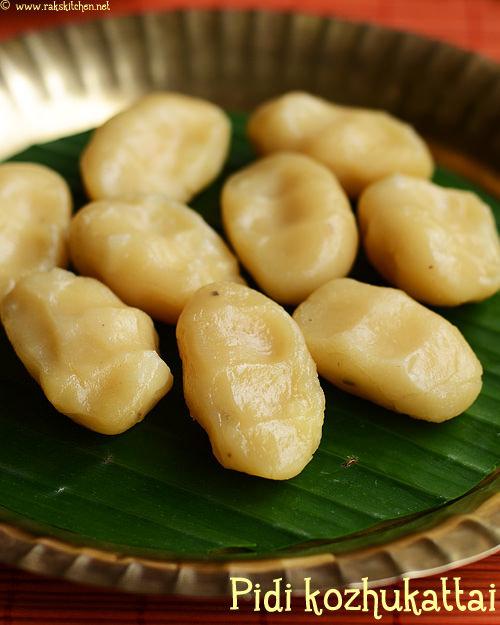 pidi-kozhukattai sweet