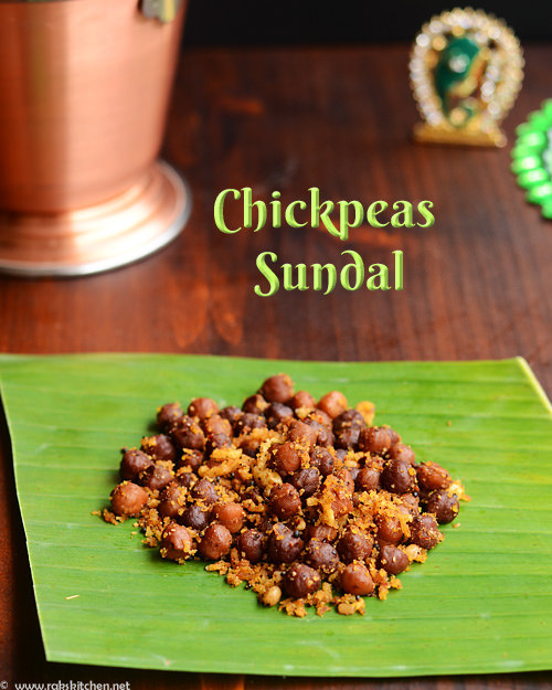 chickpeas-sundal-recipe