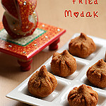 Fried modak