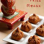 Fried modak