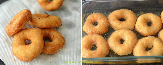 How to make thayir vadai step4