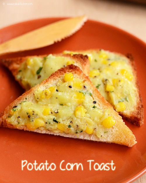 corn-potato-toast