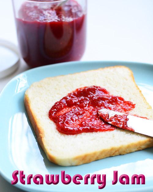 strawberry-jam
