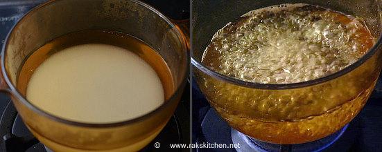 how to make makkan peda 2