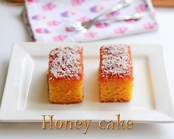 honey-cake-recipe