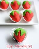 kaju-strawberry-sweet