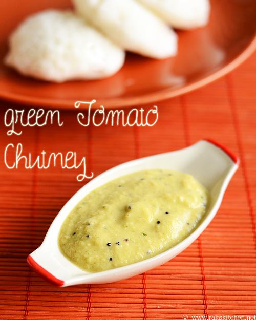 Thakkali kai chutney