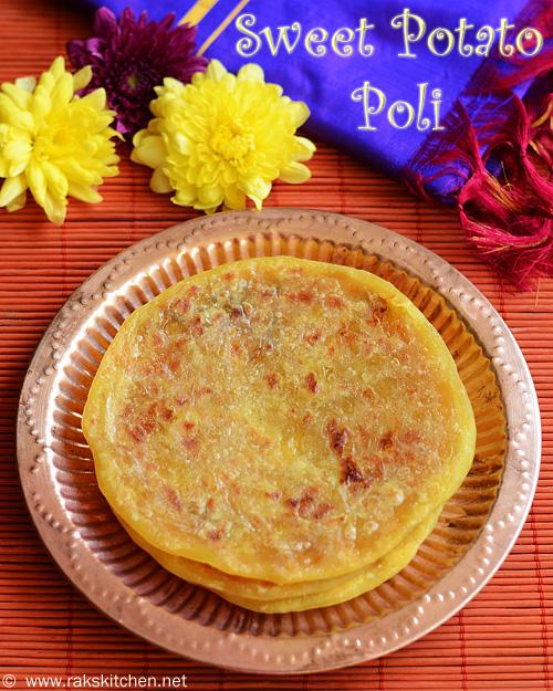 Sweet potato poli