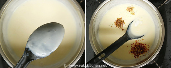step 6 pasta in white sauce recipe