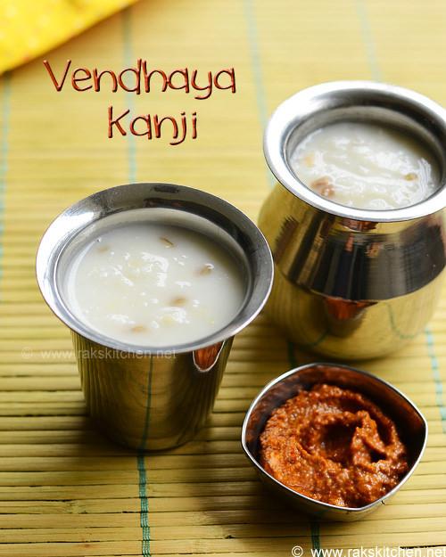 Vendhaya-kanji-recipe