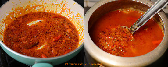 Panchratna dal recipe step 4