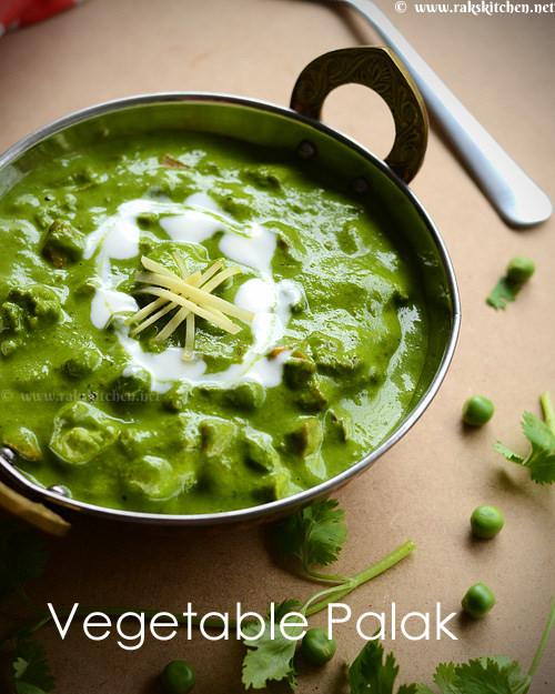 vegetable-palak
