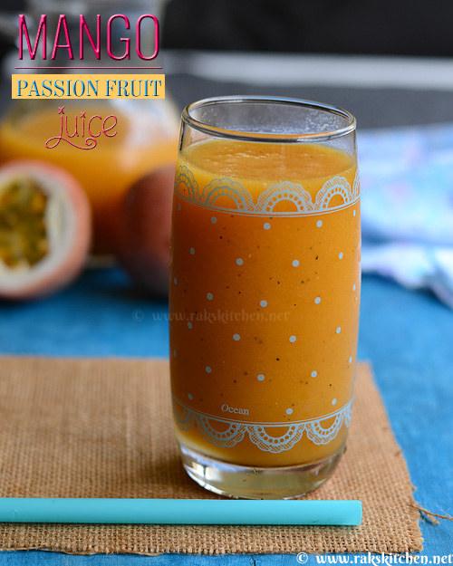 Mango-passion-fruit-juice