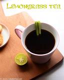 Lemongrass black tea recipe