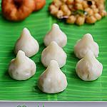 coconut poorana kozhukattai