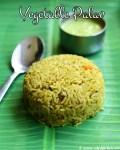 Vegetable-palav-recipe