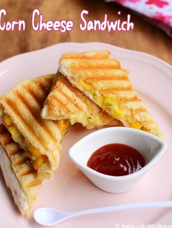 corn-cheese-sandwich-recipe