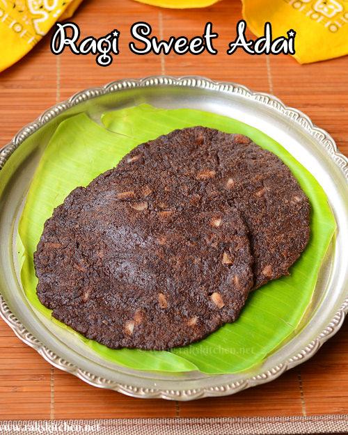 ragi-sweet-adai