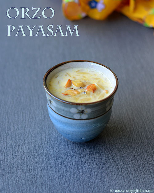 orzo-payasam-recipe
