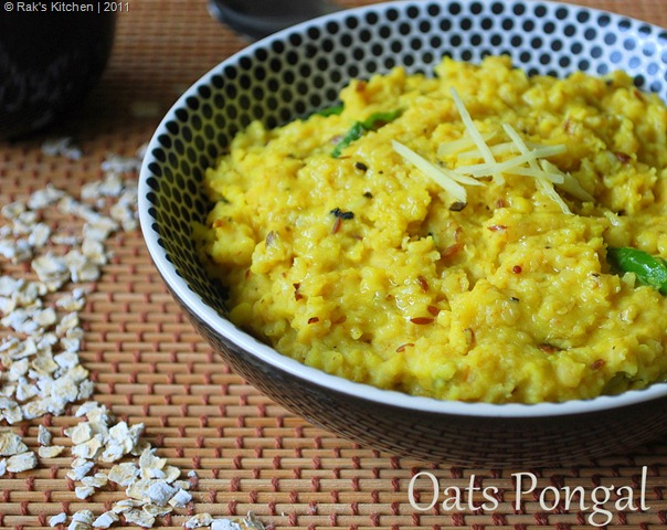 oats-pongal-recipe