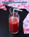 strawberry-watermelon-juice