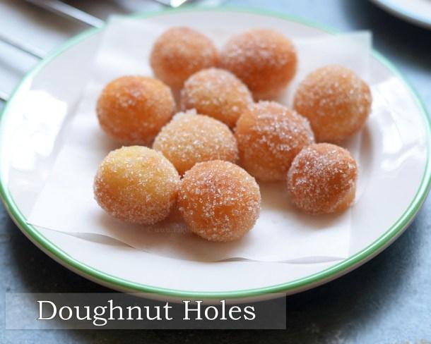 doughnut-holes