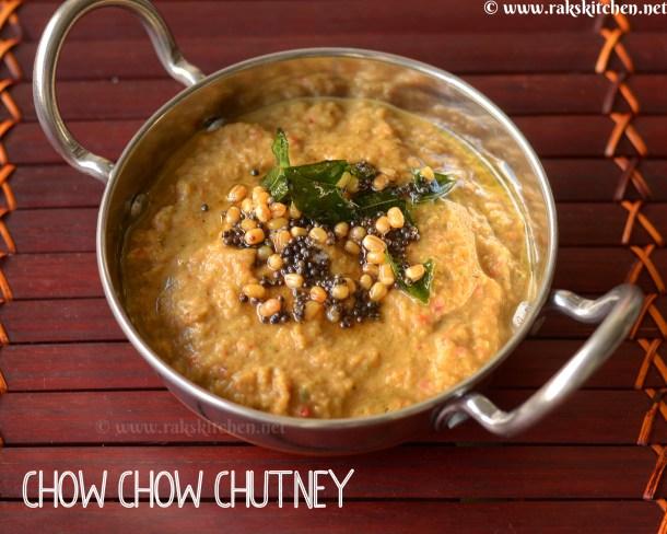 chow-chow-chutney