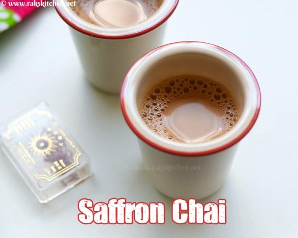 زعفران-چای-دستور
