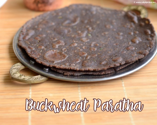 buckwheat-paratha