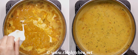 Receita de manteiga dal fry, rica e cremosa 17