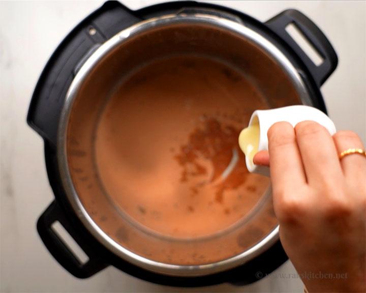 add condensed milk
