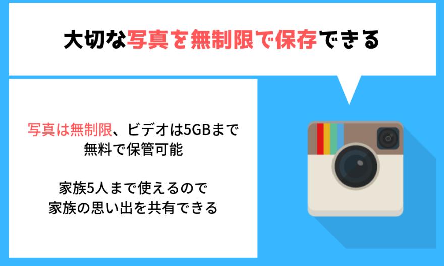 アマゾンプライム会員のできることamazon photo