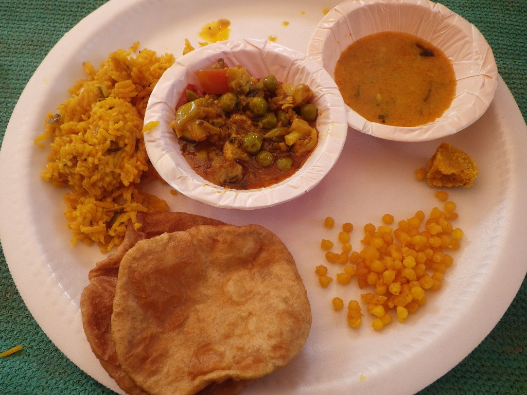 marriage food