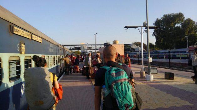 ビカネール駅