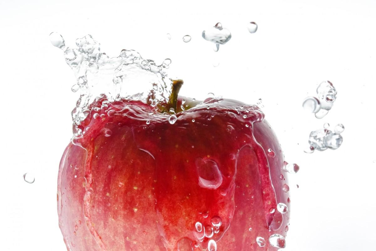 リンゴのお話し。
