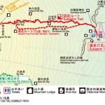 富士山登山-登山路線篇-須走線