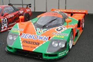 ルマン 日本車