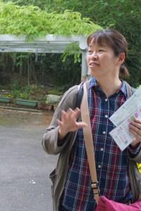 広尾町の小田美代子さん