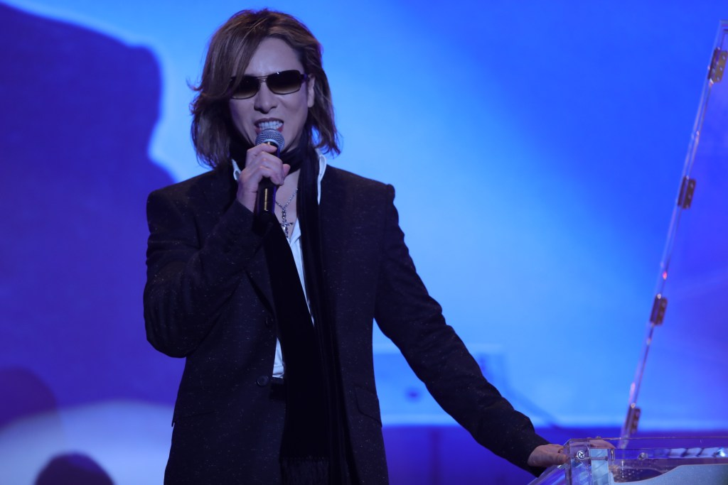 """""""My dream was to play in Madison Square Garden. I knew it'd take time, but I never stopped dreaming,"""" Yoshiki said."""