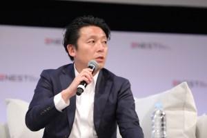 Takashi Toraishi, president of Rakuten's New Service Development Company