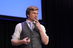"""Kristo Kaarmann of TransferWise commented that despite Brexit, """"The internet is driving businesses to be more global."""""""